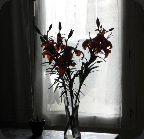 bouquet lys