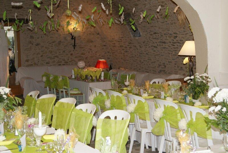 deco mariage theme papillons printemps scraparole. Black Bedroom Furniture Sets. Home Design Ideas