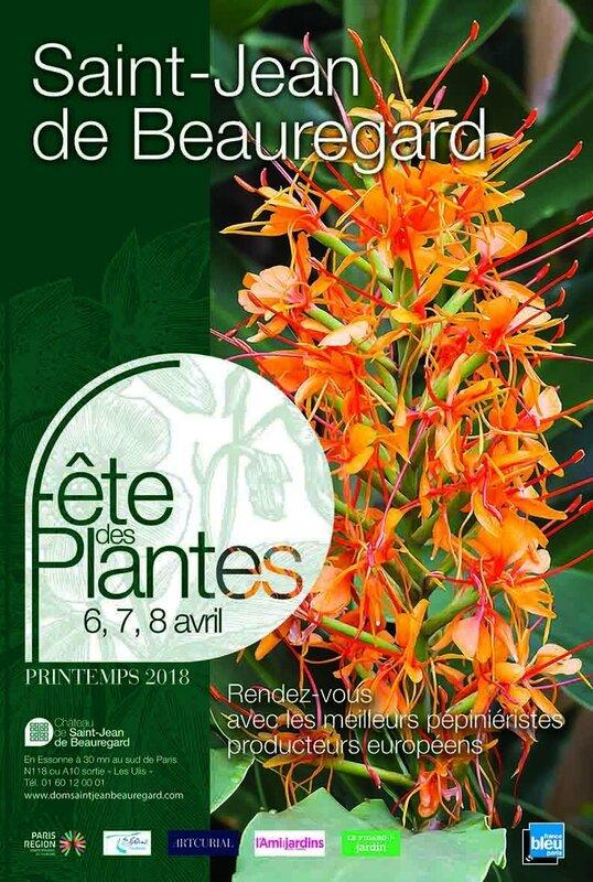 Affiche Saint-Jean de bearegard printemps 2018