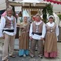 Participation aux Fêtes du Roi l'Oiseau 16 au 19 septembre 2010