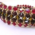 Bracelet pasodoble rouge2