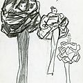 Illustration from the Winter 1967 collection