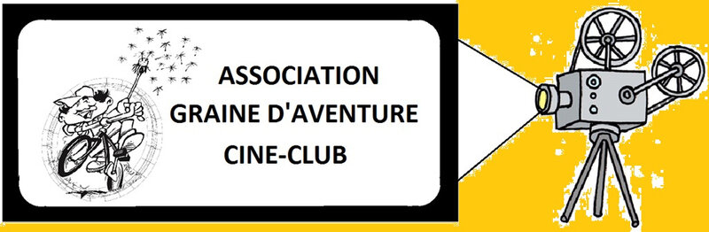 LOGO DU CINE CLUB Couleur