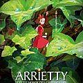 Arrietty le petit monde des chapardeurs d'hiromasa yonebayashi