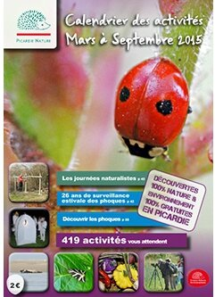 PICARDIE NATURE calendrier_2015