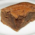 Brownies au salidou
