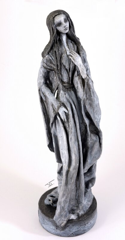 statue drape1