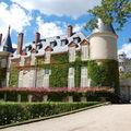 Chateau de Rambouillet Aout 2008