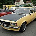 Opel rekord d 1900 caravan, 1972 à 1977
