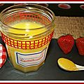 Goûter # 12: du lemon curd ...