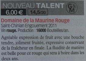 Maurine-Rouge-engouement-guide-des-meilleurs-vins-à-moins-de-20-euros-2014