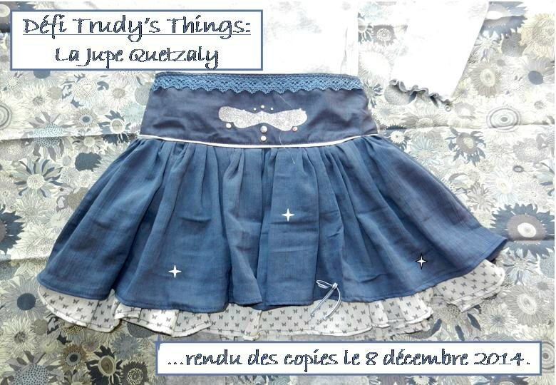 Défi Trudy's Things
