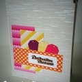 Mini album - Equipe créative Nesiris - Stampin'up2