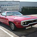 Plymouth road runner 2door hardtop 1972