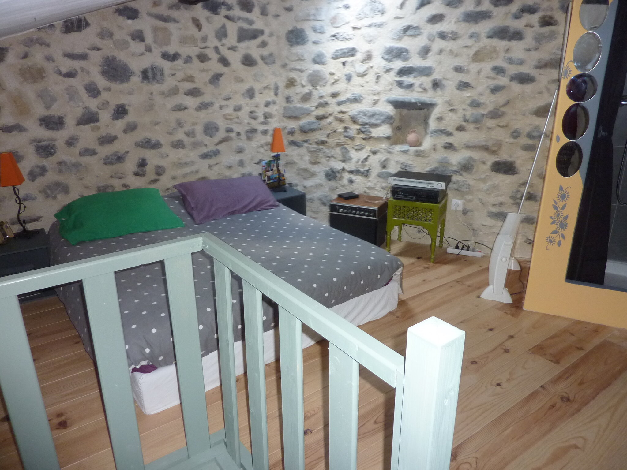 Bed and breakfast chez Josse en Ardèche - sources et volcans -