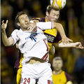 [photos-uefa 2009] motherwell - nancy