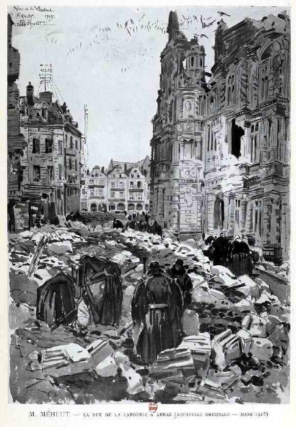 MMéheut Arras
