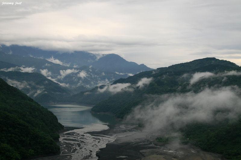 montagnes taiwan