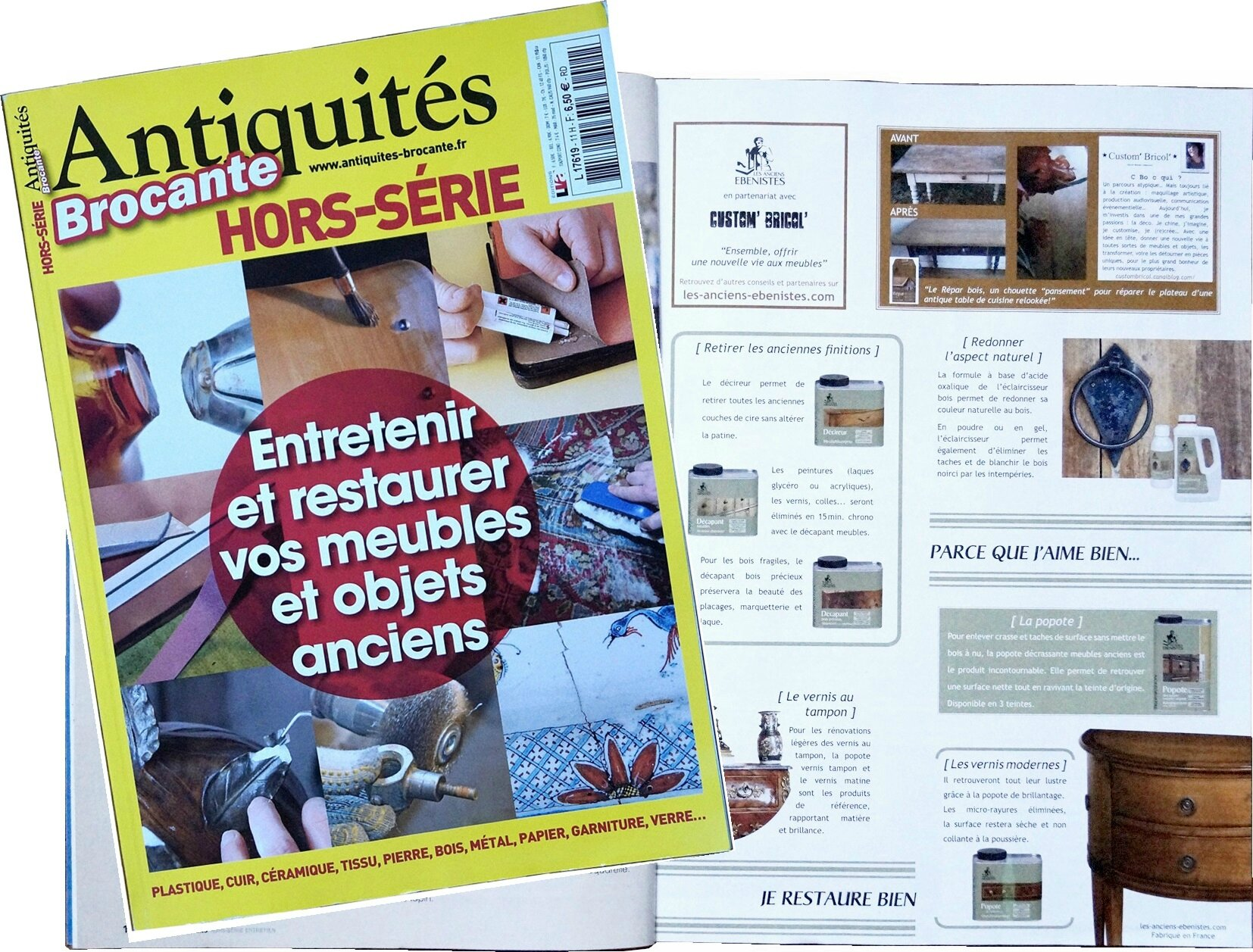 Antiquité Brocante mars 2014