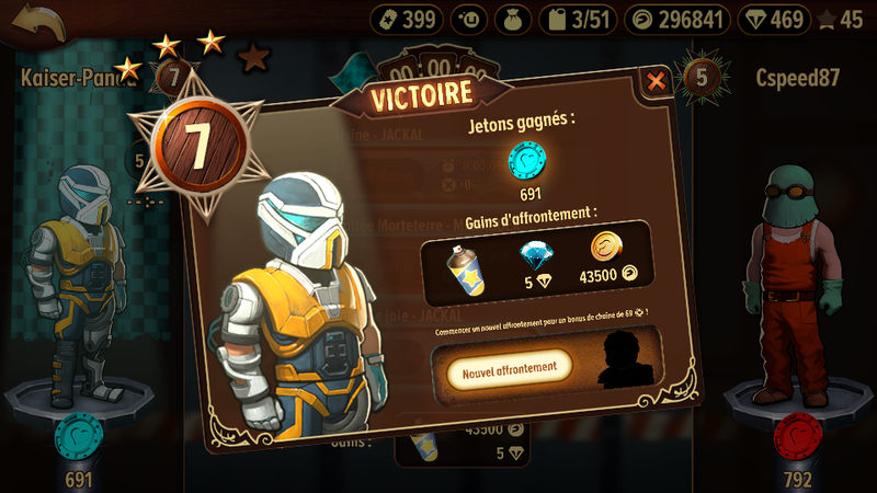 Trials Frontier - Cagnotte