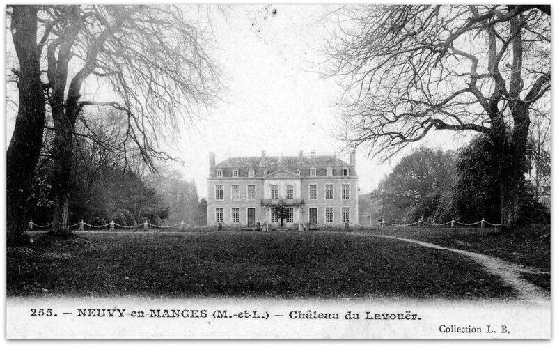 Neuvy-en-Mauges - Lavouer zzz