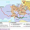 Etude de cas sur le génocide arménien