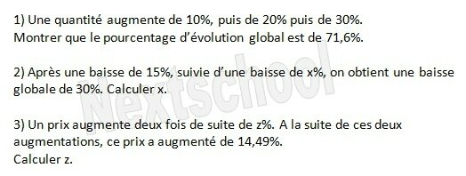 premiere evolution evolutions successives, evolution globale, evolutions reciproques 2 6