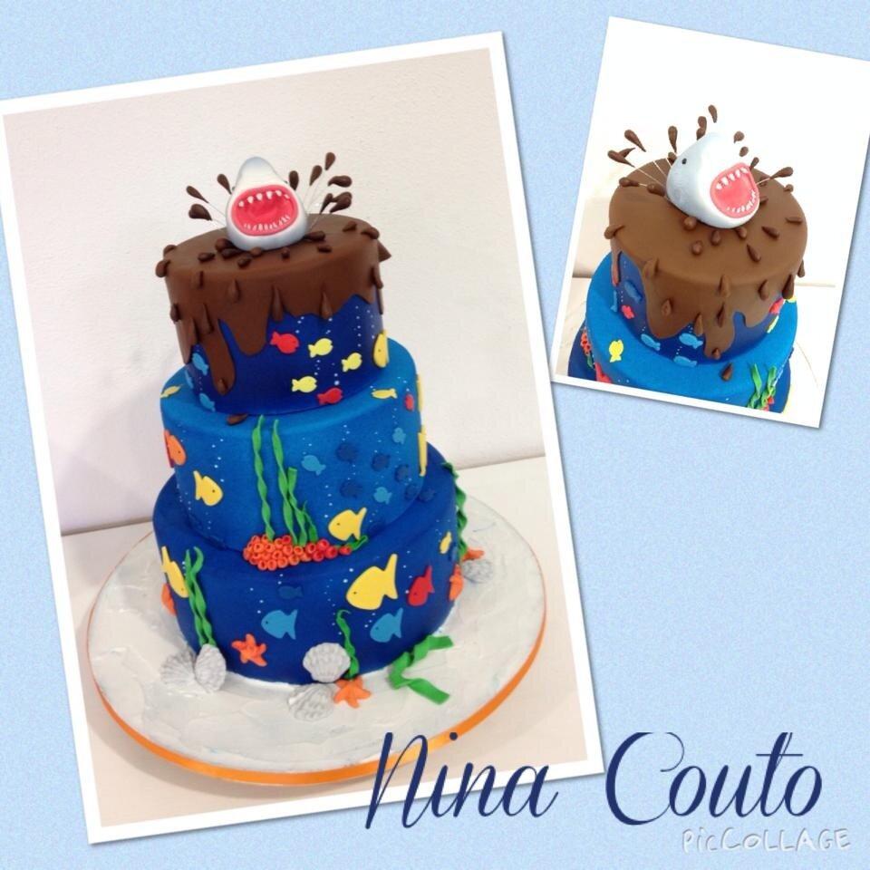 wedding cake Nimes