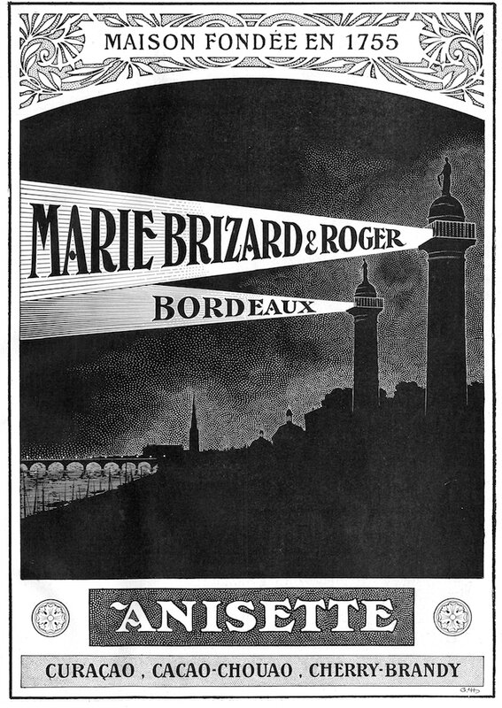 Marie Brizard_Illustration_12-06-1912