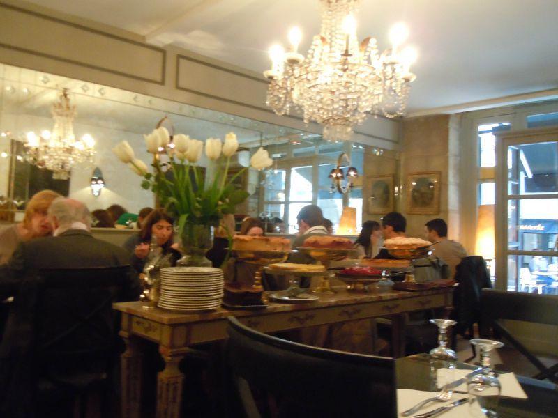 L 39 autre salon de th ma bulle de gourmandise for L autre salon de the toulouse