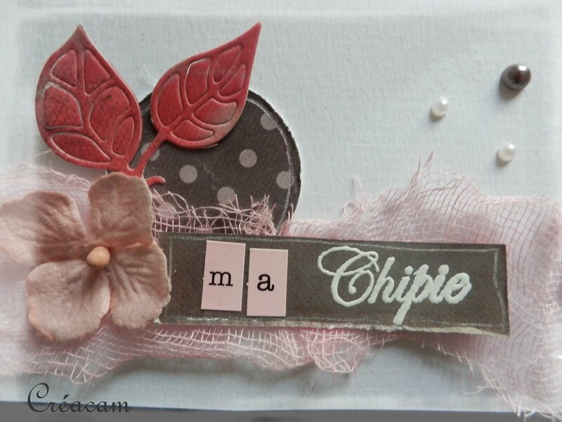 Atelier à Scrap Scrapbooking Day détail 6