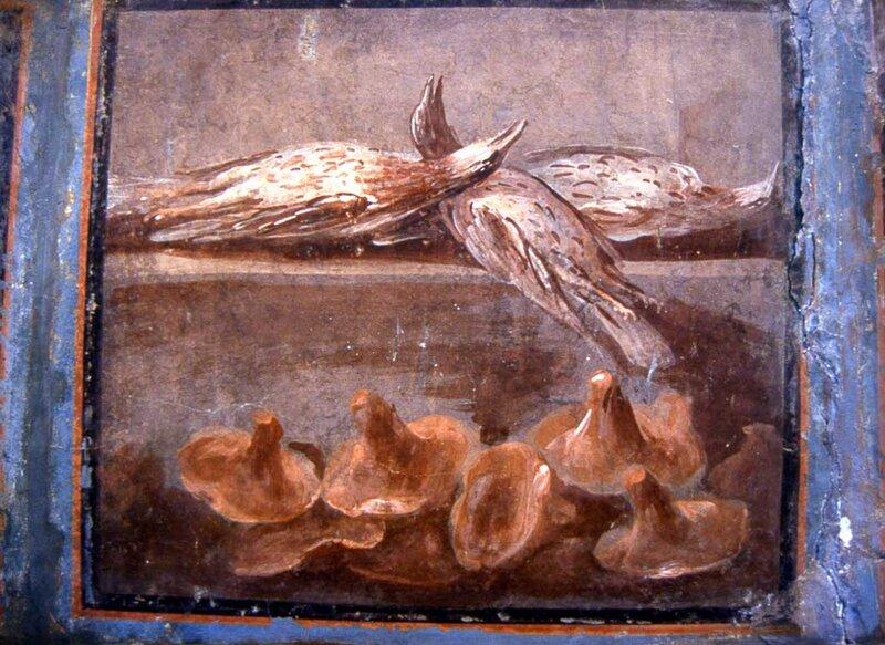 Fresque murale de Pompei (Tords_i_bolets)