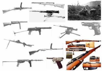 Armes italiennes