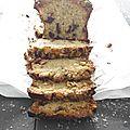 Cake aux dattes et fruits secs....