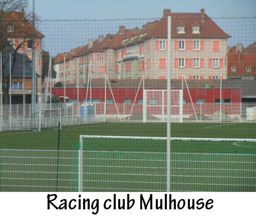 Racing club Mulhouse