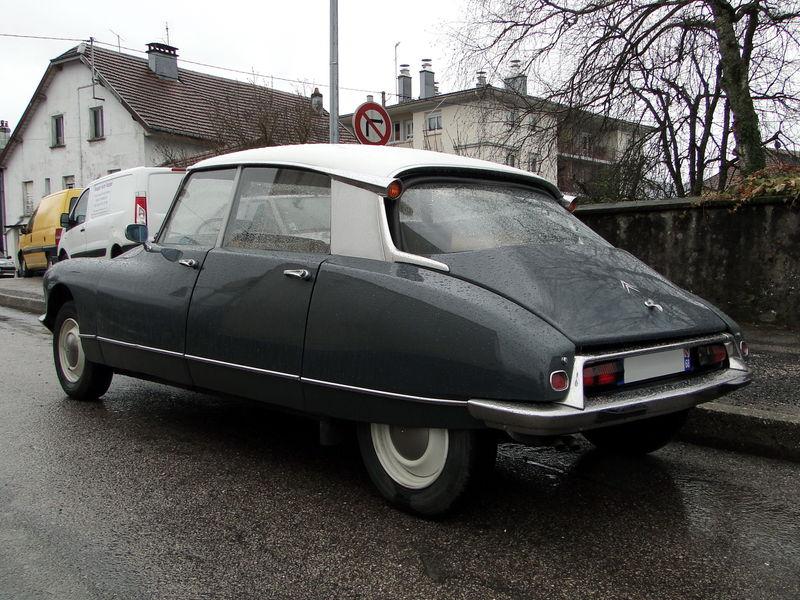 citroen ds 1955 1968 oldiesfan67 mon blog auto. Black Bedroom Furniture Sets. Home Design Ideas