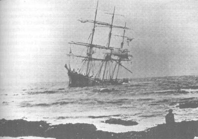 leon XIII 1907 voilier cap-hornier