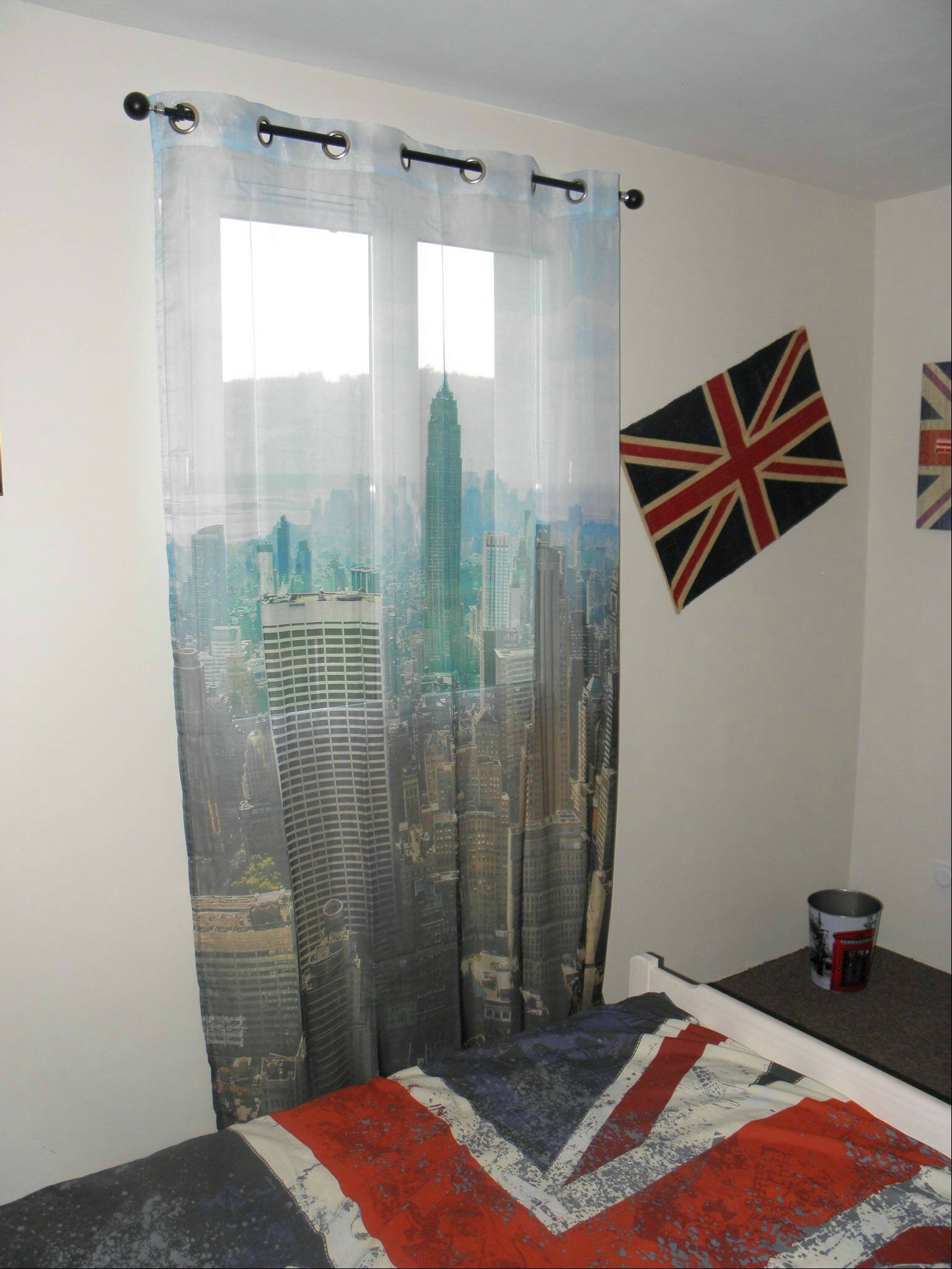 Idee deco chambre theme londres for Theme deco maison