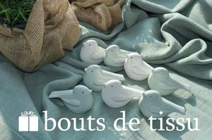 Bouts de tissu