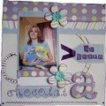 femme chocolat