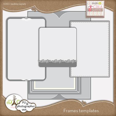 bisontine_framestemplates