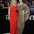 Divergent movie Premiere 03