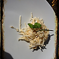 Celeri quasi rémoulade light et bio