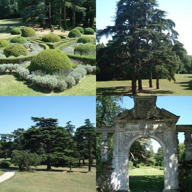 Ch teau de la bourdaisi re radis et compagnie for Jardin italien