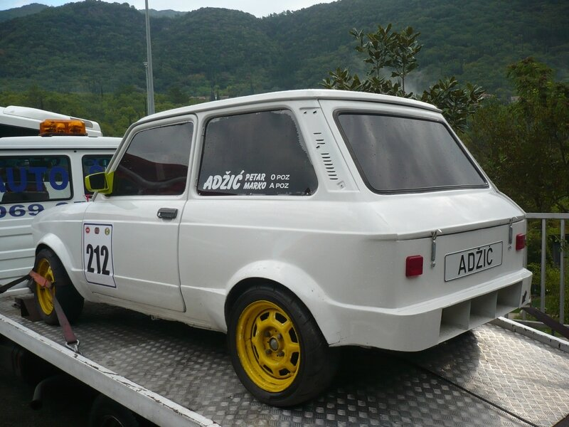 AUTOBIANCHI A112 Rallye Herceg Novi (2)