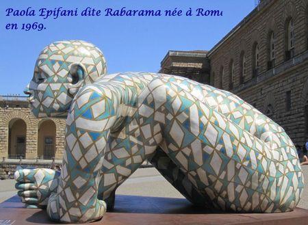 Rabarama Florence 2011