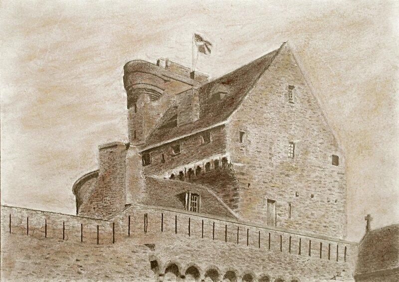 Saint-Malo Le château