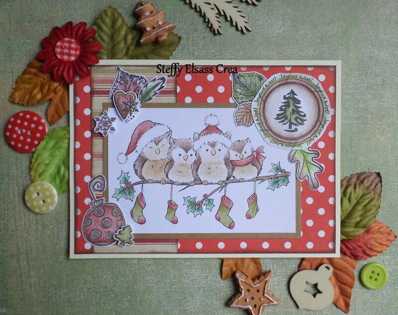 Carte Hiboux Noël (2)