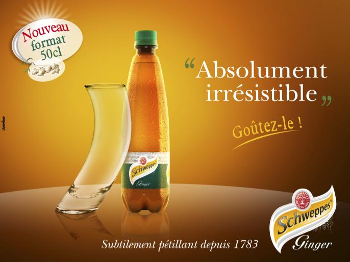 Campagne Schweppes Ginger Pour Le Gabon De La Pub Au
