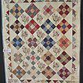 Exposition patchwork valbonne